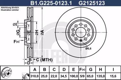 B1.G225-0123.1 GALFER