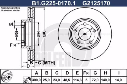 B1.G225-0170.1 GALFER