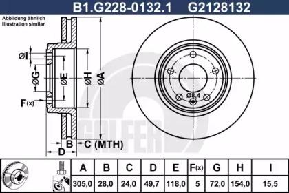 B1.G228-0132.1 GALFER