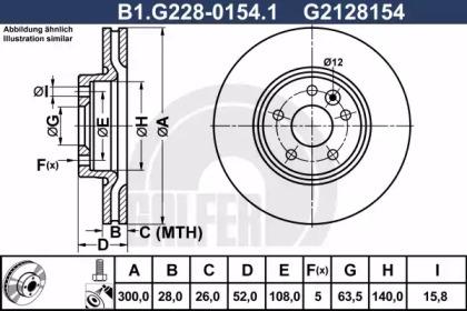 B1.G228-0154.1 GALFER