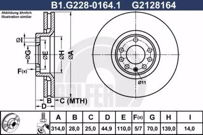 B1.G228-0164.1 GALFER