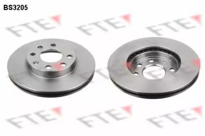 BS3205 FTE Тормозной диск