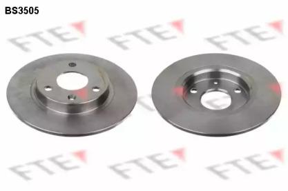 BS3505 FTE Тормозной диск
