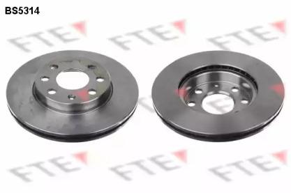 BS5314 FTE Тормозной диск