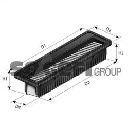 CA11200 FRAM Воздушный фильтр