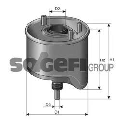 P11194 FRAM Топливный фильтр -1