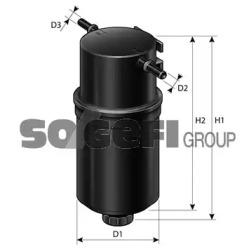 P10695 FRAM Топливный фильтр -1