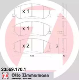 235691701 ZIMMERMANN