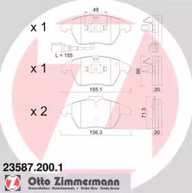 235872001 ZIMMERMANN