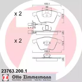 237632001 ZIMMERMANN