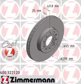 600322120 ZIMMERMANN