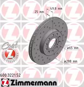 600322152 ZIMMERMANN