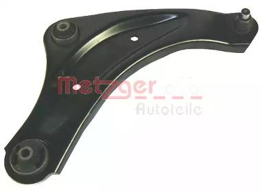 58075202 METZGER Рычаг независимой подвески колеса, подвеска колеса